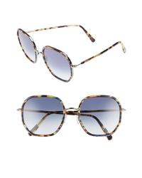 DBLANC Dblanc Rare Fortune 59mm Sunglasses