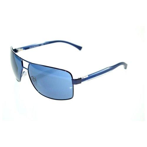 dcb8c52da8f2 ... Emporio Armani Sunglasses Ea 2001 301980 Blue 64 Mm
