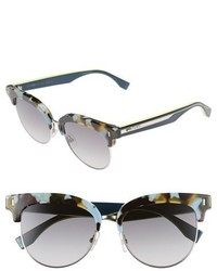Fendi 54mm Sunglasses Black