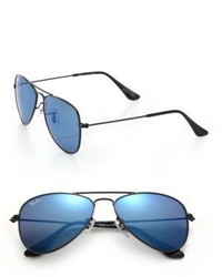 Ray-Ban Kids Junior Aviator Sunglasses