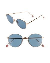 AHLEM Madeleine 53mm Round Sunglasses