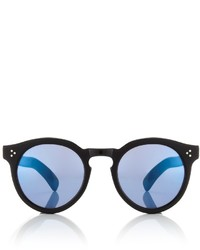 Illesteva Mirrored Leonard Ii Sunglasses