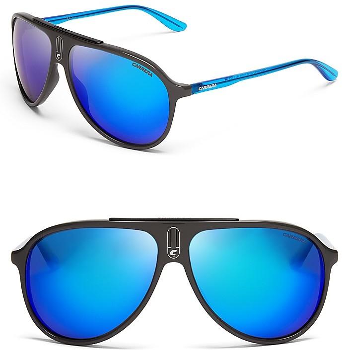 48850c592 Carrera Mirrored Navigator Sunglasses, $139   Bloomingdale's ...
