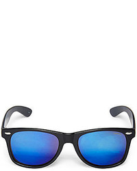 Claiborne Retro Rectangle Sunglasses