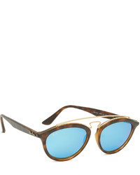 Round aviator sunglasses medium 697216