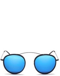 Spektre Met Ro Lightweight Round Metal Sunglasses