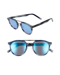 Maui Jim Sunny Days 49mm Polarizedplus2 Round Sunglasses