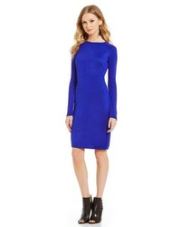 Andrew Marc Marc New York Long Sleeve Sweater Dress