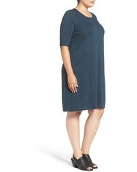 Eileen fisher plus sweater dresses