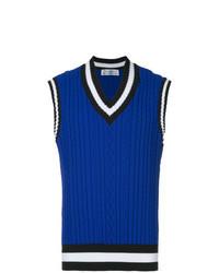 Blue Sweater Vest