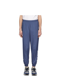 adidas Originals Blue Big Trefoil Track Pants