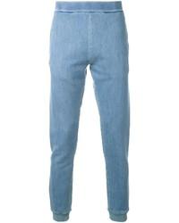 Denim effect track pants medium 759438