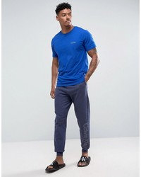 Calvin Klein Joggers With Cuffed Ankle In Slim Fit