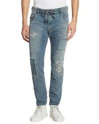 Diesel Slim Fit Krooley Jogger Jeans