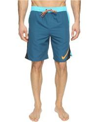 Nike Blockforce 9 Volley Shorts Swimwear
