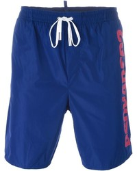 DSQUARED2 Side Logo Swim Shorts