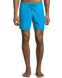 Vilebrequin Moorea Solid Swim Trunks