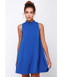 Blue swing dress original 10137815