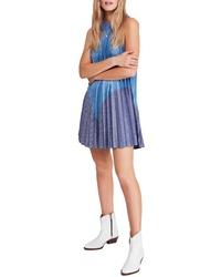 Free People Pleated Love Minidress