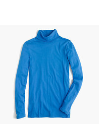 J.Crew Tissue Turtleneck T Shirt