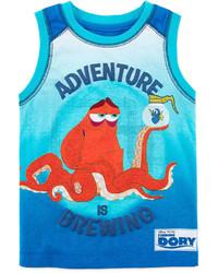 Disney By Okie Dokie Disney Apparel By Okie Dokie Finding Dory Tank Top  Toddler Boys 2t 5t