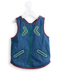 Stella McCartney Kids Birch Tank Top