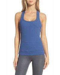 Support ribbed racerback tank medium 6991439