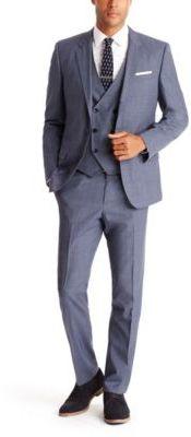 ba6c0faf3f Herisongeron We Slim Fit Super 130 Italian Virgin Wool 3 Piece Suit