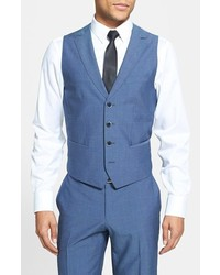 Brunswick-Princeton Family Practice-hugo boss medium blue suit