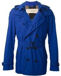 Blue Trenchcoat