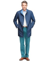 Brooks Brothers Reversible Trench Coat