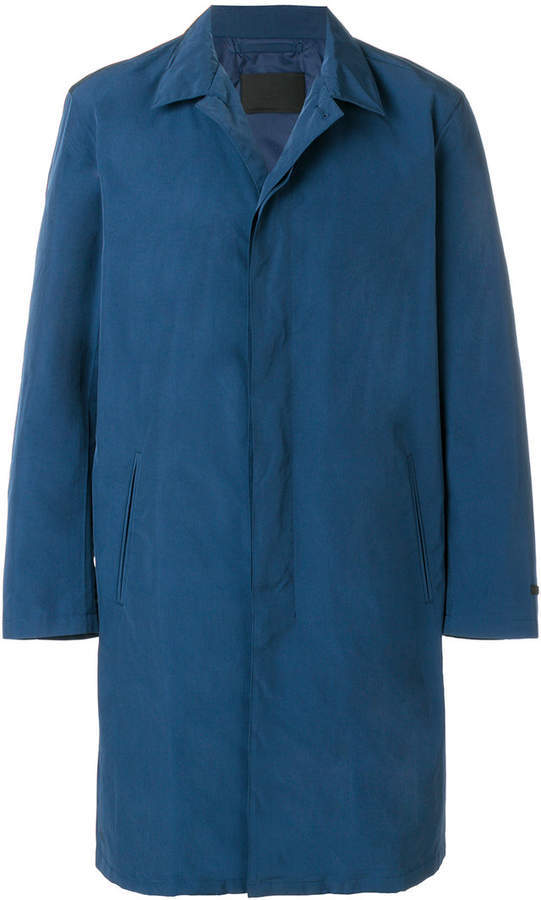 pecho un abrigo solo Prada de 07IqAv8