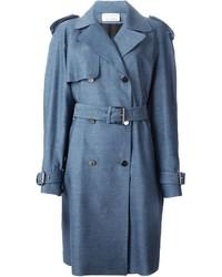 Wanda nylon x tom greyhound trench coat medium 425829