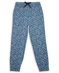 Ralph Lauren Girls Printed Pants