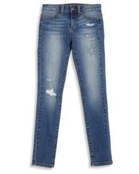 Joe's Jeans Joes Girls Slim Fit Distressed Jeans