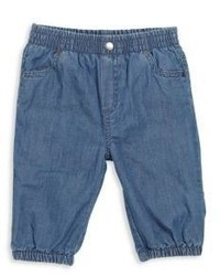 Stella McCartney Kids Babys Chambray Pants