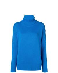 Etro High Neck Knit Sweater