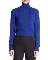 3.1 Phillip Lim Long Sleeve Turtleneck Top