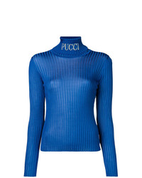 Emilio Pucci Ribbed Sweater