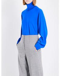 Stella McCartney Turtleneck Fine Knit Wool Jumper