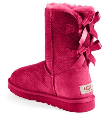 d791b615c35 Ugg Australia Bailey Bow Exotic Scales Boot