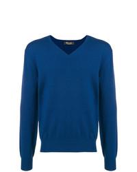 Loro Piana Cashmere V Neck Sweater