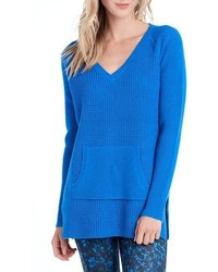 Jaden waffle knit sweater medium 801801