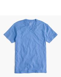 Broken in v neck t shirt medium 575570