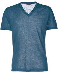 John Varvatos Deep V Neck T Shirt