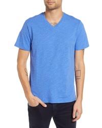 The Rail Slub Cotton V Neck T Shirt