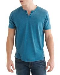 Lucky Brand Venice Notch Neck T Shirt