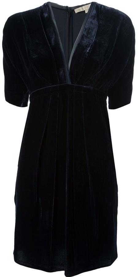 Vanessa Bruno V Neck Dress