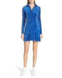 Opening Ceremony Velour Dress
