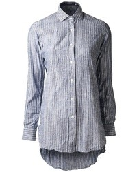 Salvatore piccolo long shirt medium 27968